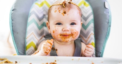 Self-Feeding Skills in Babies