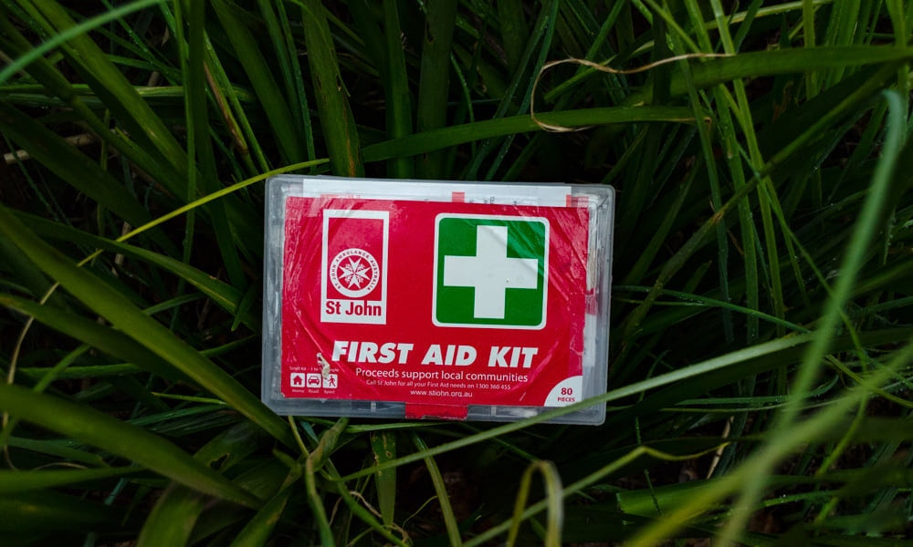 Ultimate Guide to Camping First Aid