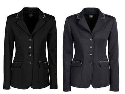 Harry's Horse Competition Jacket Pirouette - Navy or Black