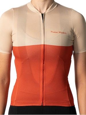 Pedal Mafia Women's Tech Jersey - Pilbara