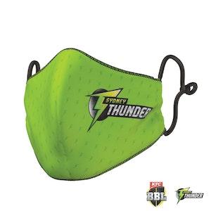Sydney Thunder Face Mask - Big Bash League