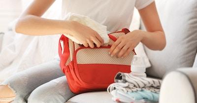 Nappy bag checklist