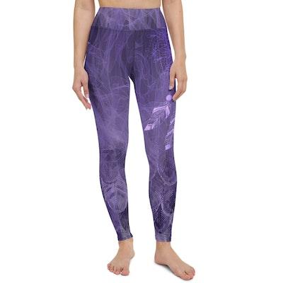 Yoga Pants Store Fly By Night Third Eye Chakra Dreamcatcher Yoga Leggings