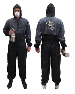 Paint Nylon Coveralls 1 Piece - 6 Sizes Available