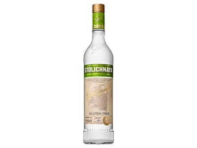 Stolichnaya Gluten Free Vodka 700mL