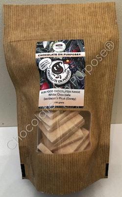 Chocolate On Purpose White Chocolate with Davidson's Plum (Ooray)
