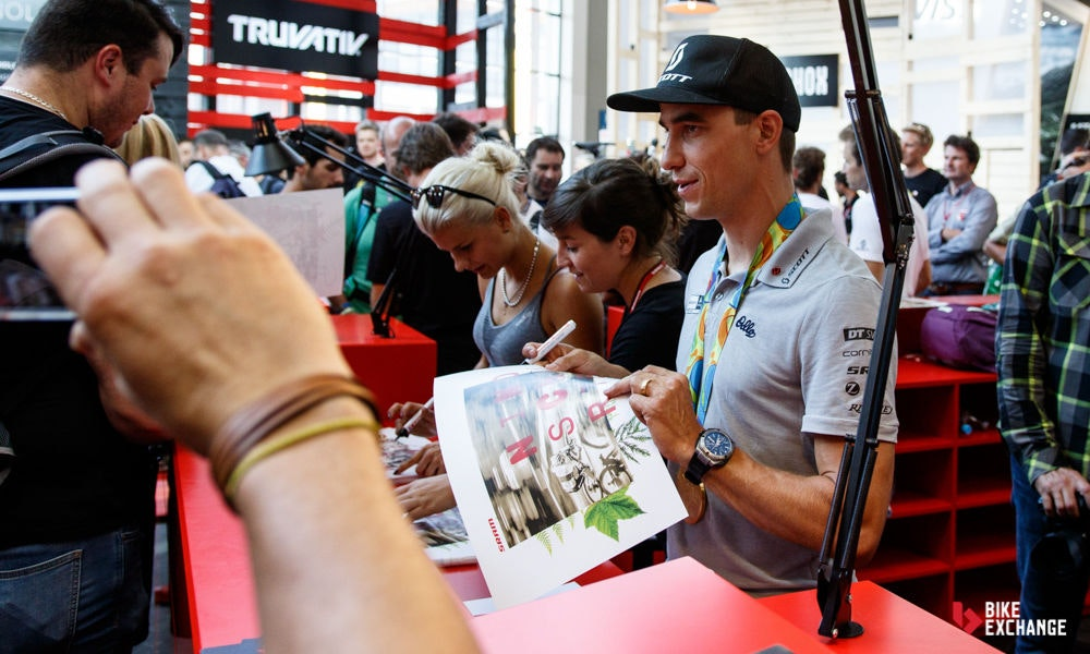 fullpage Eurobike 2016 random coverage bikeexchange 4