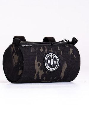 Rocacorba Clothing Girona Handlebar Bag   Dark Edition
