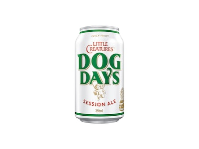 Little Creatures Dog Days Session Ale Can 355mL