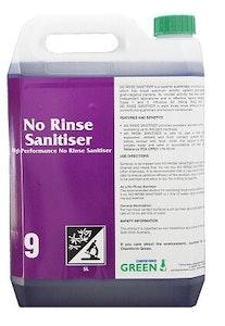 No Rinse Sanitiser #9 (Q-San)