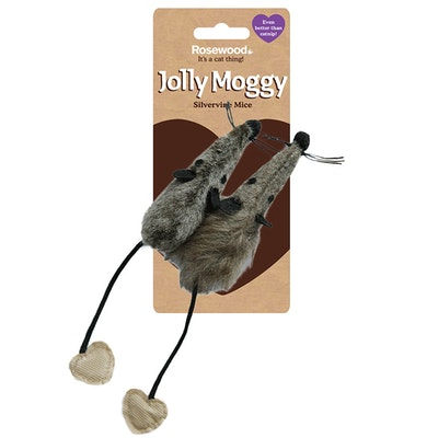 Rosewood Jolly Moggy Silvervine Mice