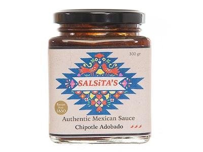 SALSiTA's Authentic Mexican Sauces Chipotle Adobado