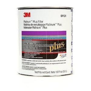 Platinum Plus Body Filler New with Hardener