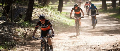 """An outstanding 3rd place for the Canyon-Northwave MTB Team at """"4 Island MTB 2021"""""""