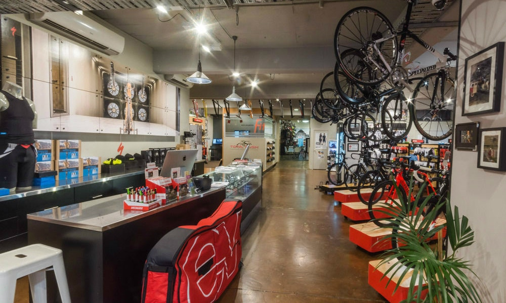 Australia's Hottest Bike Shops - Total Rush