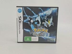 Genuine Pokemon Black Version 2 - Nintendo DS Game - PAL - Complete