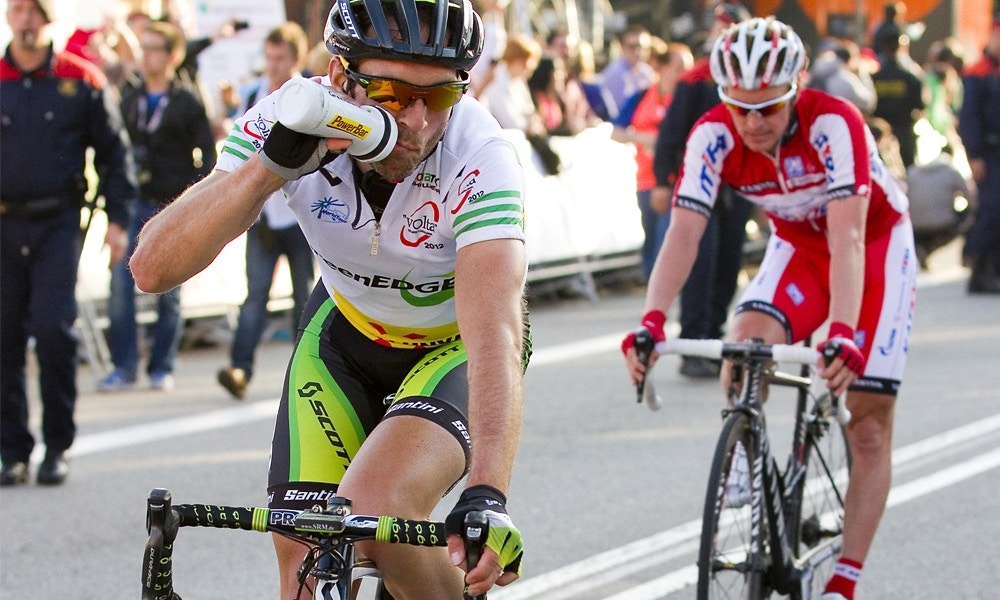 Train Your Race Nutrition - SDA