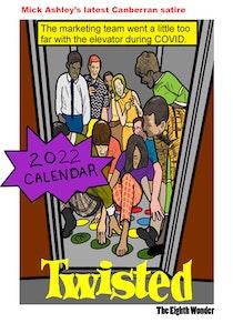 Calendar 2022 - Twisted