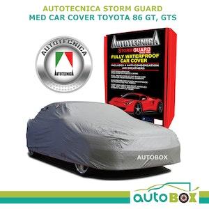 Car Cover Sedan Stormguard Waterproof Plush Fleece for Toyota 86 GT GTS to 4.25M