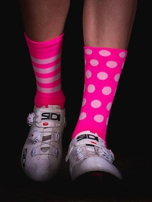TIC CC HC socks Neon fuchsia