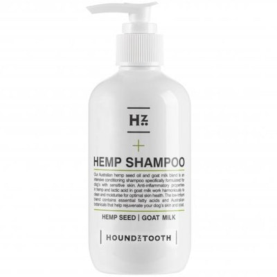 HOUNDZTOOTH Hemp Shampoo for Dogs