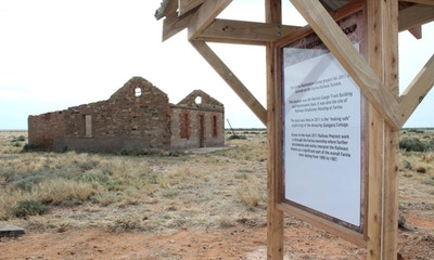 Volunteers build Farina's status as historic inland Aust. township