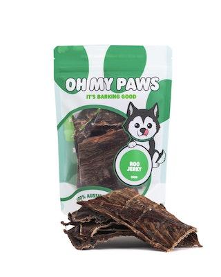 Oh My Paws Kangaroo Jerky