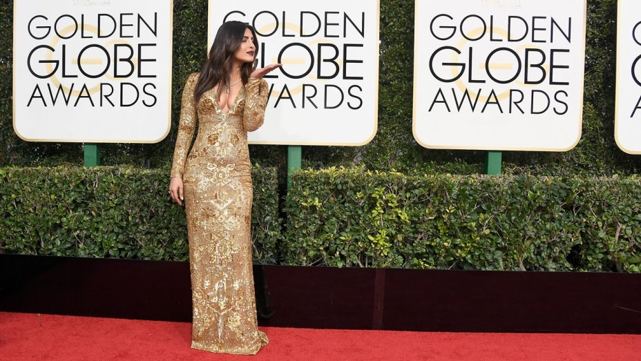 LENZO's Best Dressed: Golden Globes 2017