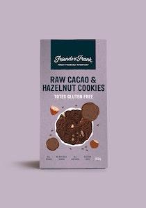 Friends of Frank Raw Cacao & Hazelnut Cookies - 160g