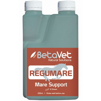 BETAVET Natural Solutions Horse Regumare Mare Support Supplement - 6 Sizes