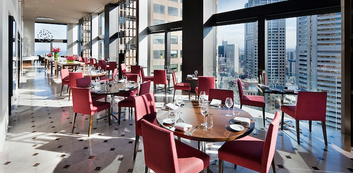 No35 MainRestaurantArea  Sofitel Melbourne 1