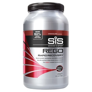 SiS REGO Rapid Recovery Tub 1.6Kg Chocolate