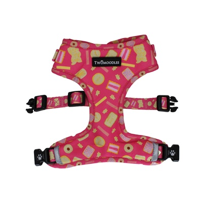 Twomoodles Armutts Biscuits Adjustable Harness