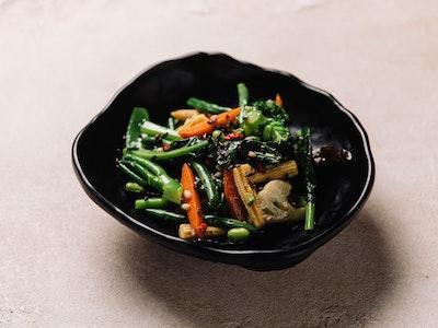 Mixed Asian Veggies