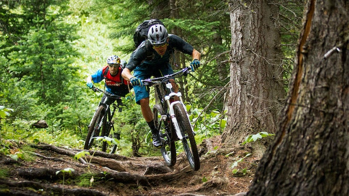 trek mtb mountain bike trail