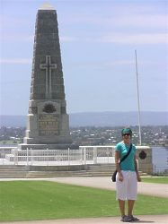 The War Memorial Kings Park Perth WA