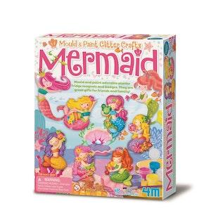 4M - Mould & Paint - Glitter Mermaid
