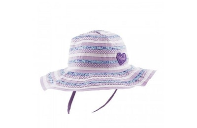 Millymook Sweetheart Floppy Hat - Lilac