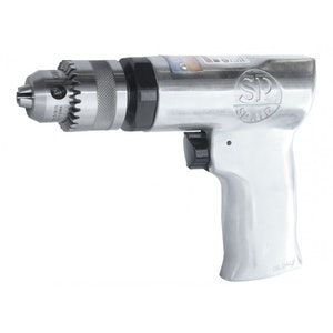 "SP-1511 Pistol Air Drill 3/8""Dr 2,500RPM Industrial SP-1511"