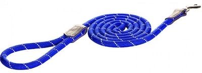 Rogz Classic Lead Rope Blue
