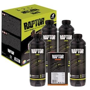 Upol Raptor Liner 4 Litre Kit - TINTABLE