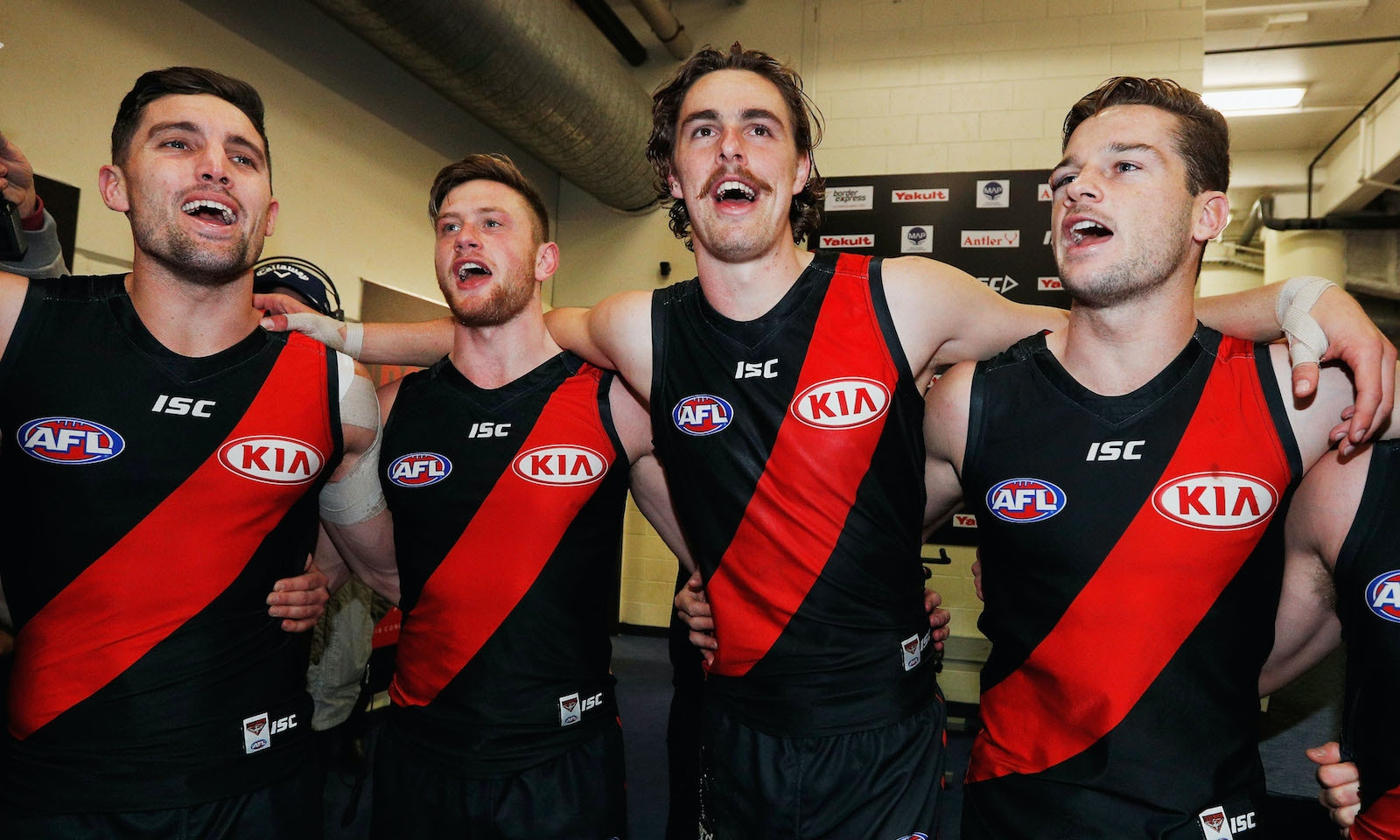 AFL Season 2018; Essendon Football Club Hospitality