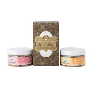 Mama Brew & Bath Tea Bundle