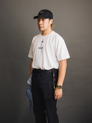 Palisade Embroidery T-shirt