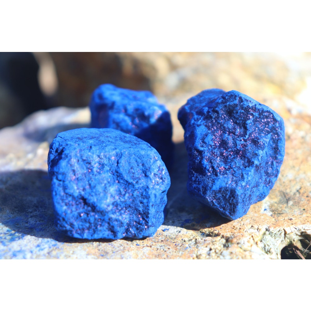 Natural Spa Supplies Natural Indigo Blue Dye - Pure Cosmetic Ingredient – Chemical Free