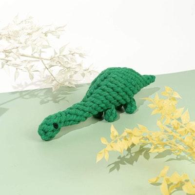Barker & Bone Dog Toy   Dinosaur