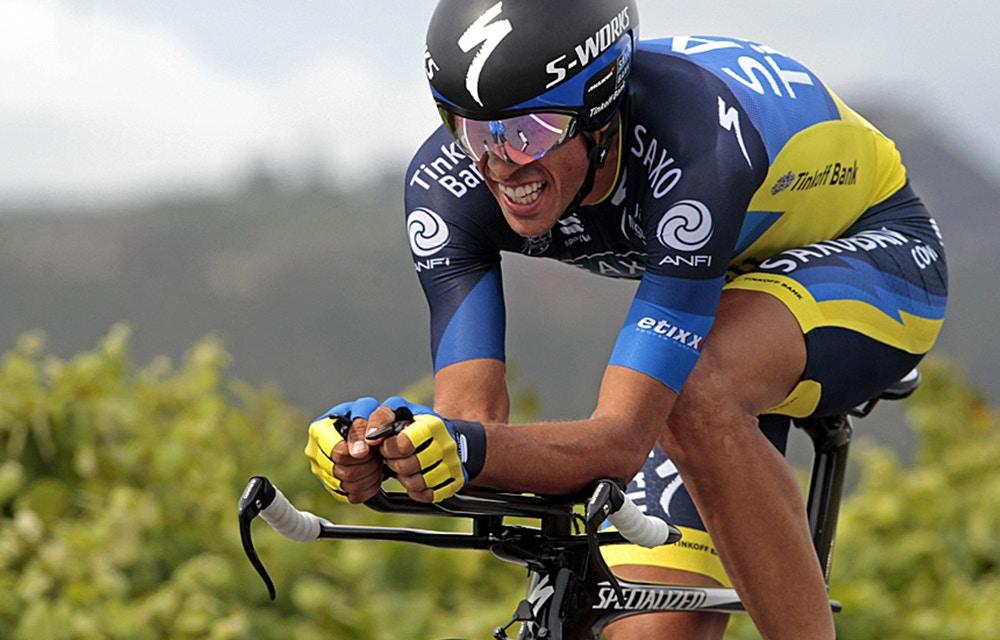 The 2014 Tour de France Stage 20 Time Trial