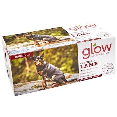 GLOW Raw Adult Australian Lamb 2.72kg