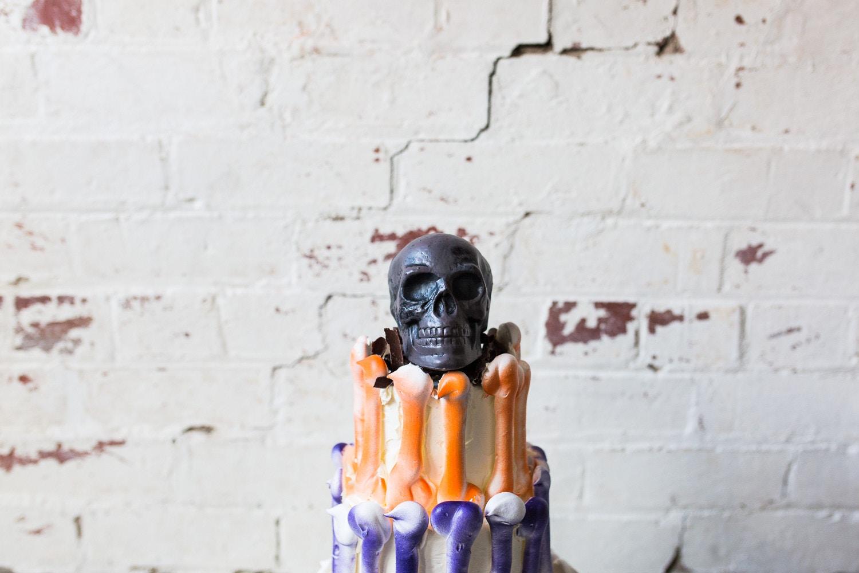 DIY With Spotlight: Spooky Cakes