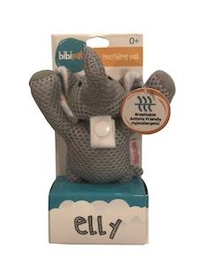 bibipals Grey Rainbow Elephant BREATHABLE - ELLY